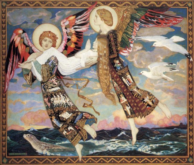 St._Bride,_John_Duncan_-_1913